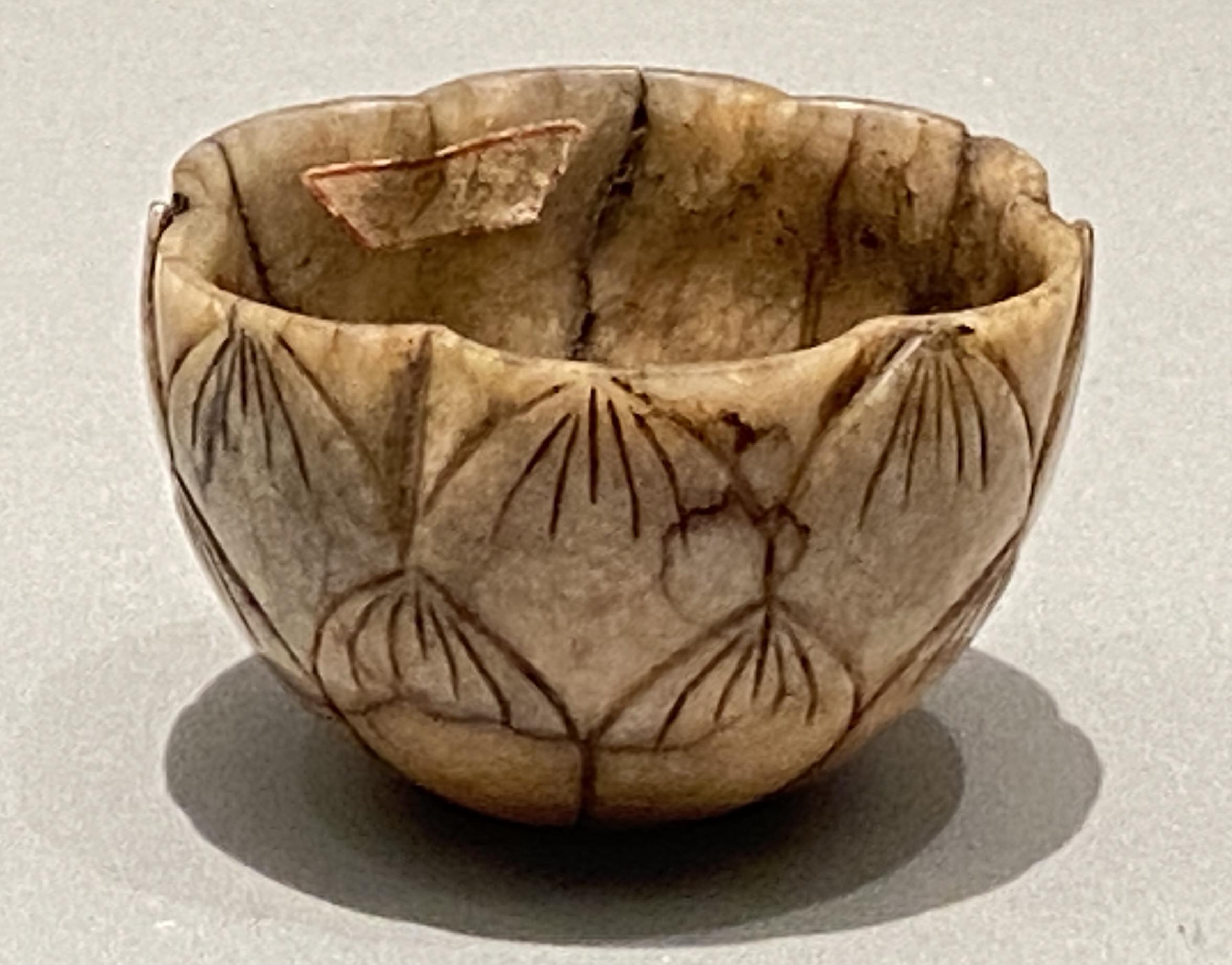 玉蓮花杯-宋時代-特別展【食味人間】四川博物院・中国国家博物館