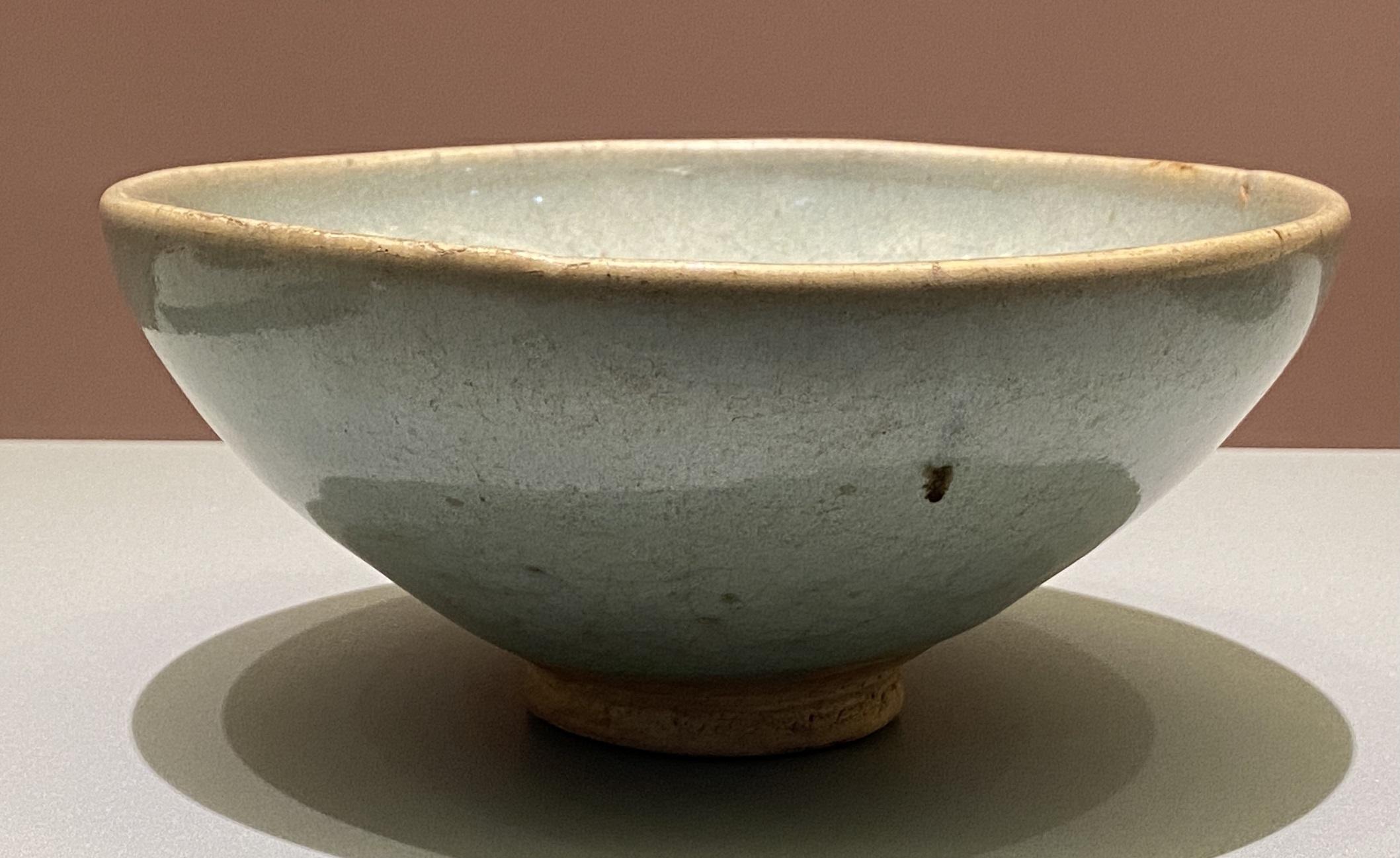 天青釉紫斑碗-元時代-特別展【食味人間】四川博物院・中国国家博物館