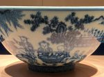 天順青花嬰戲図碗-清時代-特別展【食味人間】四川博物院・中国国家博物館