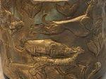 狩り紋銀碗-特別展【山高水長・物象千年-シルクルードの文化と交流】四川博物院-平山郁夫シルクロード美術館
