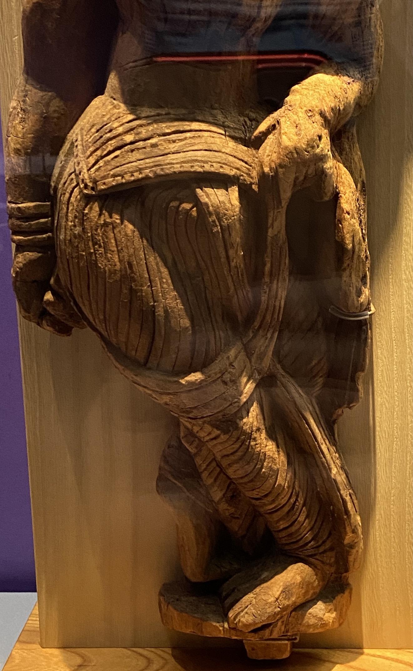 女神像-特別展【山高水長・物象千年-シルクルードの文化と交流】四川博物院-平山郁夫シルクロード美術館