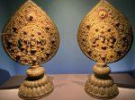銅鎏金牌飾-特別展【七宝玲瓏-ヒマラヤからの芸術珍品】-金沙遺跡博物館-成都