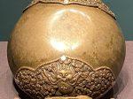 銅瑞獣紋嘎嗚-特別展【七宝玲瓏-ヒマラヤからの芸術珍品】-金沙遺跡博物館-成都