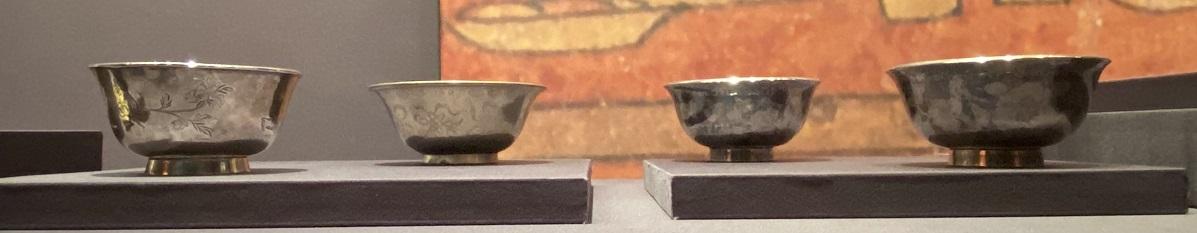 銀鏨花碗-特別展【七宝玲瓏-ヒマラヤからの芸術珍品】-金沙遺跡博物館-成都