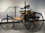 1885ベンツ第一号-Bens Patent-motorwagen-常設展-三和老爺車博物館-成都市-四川省