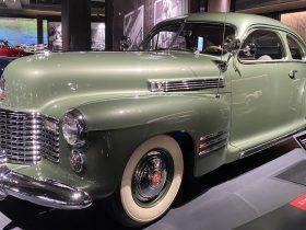 1941キャデラック61ファストバック-1941 Cadillac 61 Fastback-常設展-三和老爺車博物館-成都市-四川省