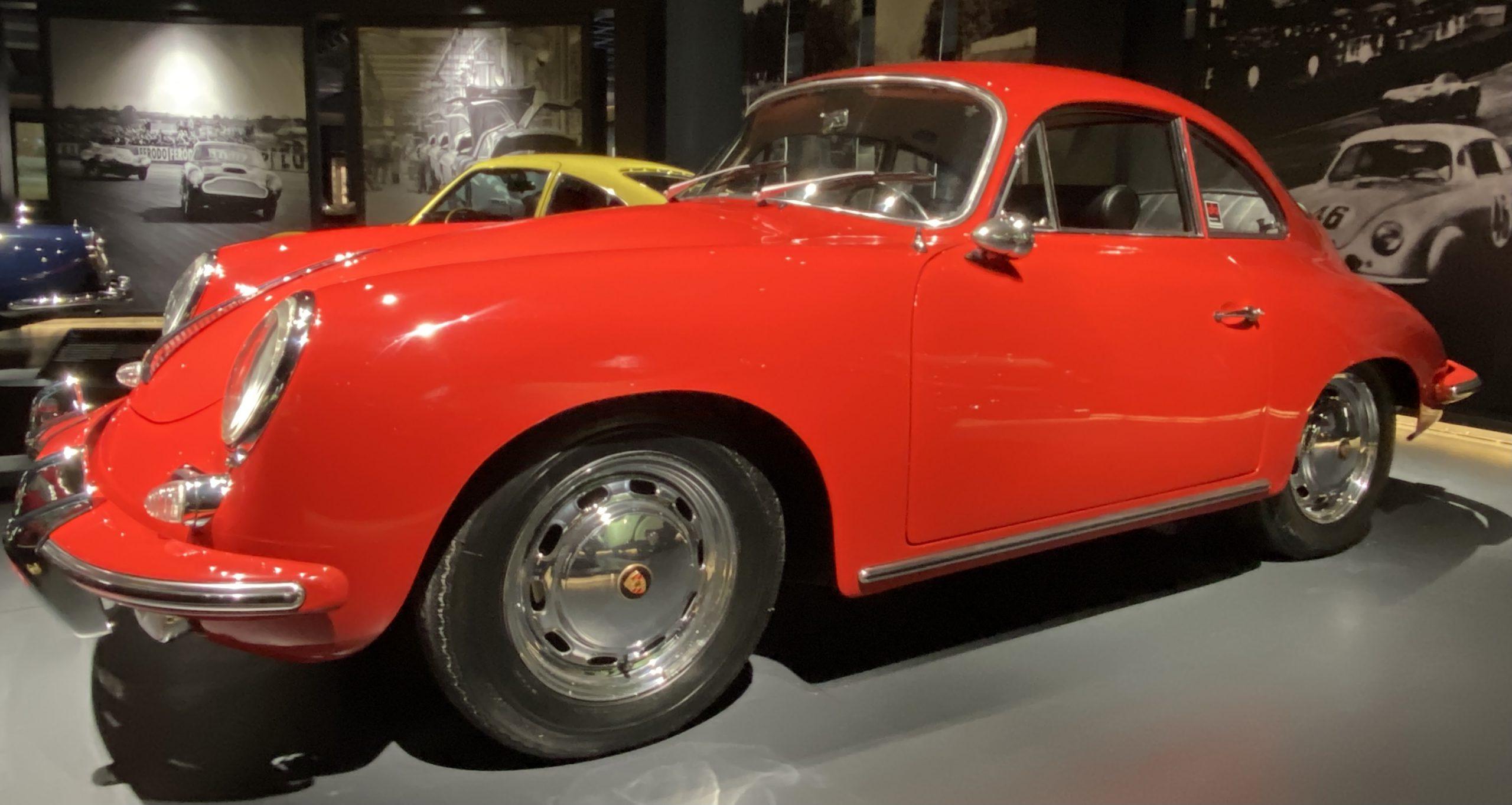 ポルシェ356-Porsche 356-常設展-三和老爺車博物館-成都市-四川省