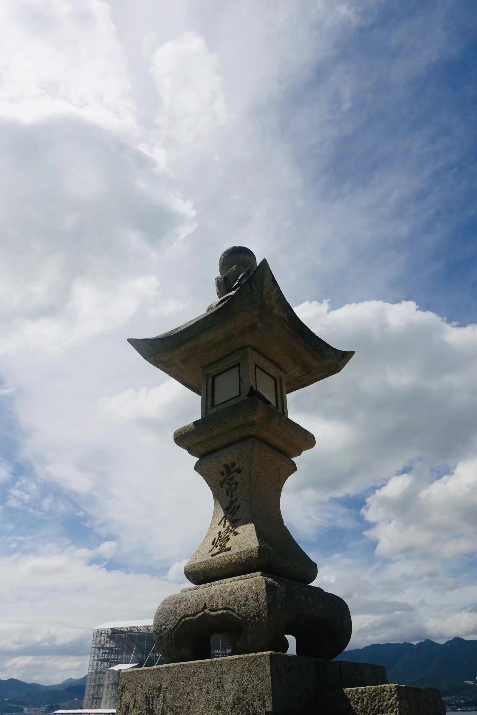 嚴島神社-宮島町-廿日市市-広島県-撮影:崔麗