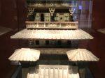 五階彩絵陶倉楼-【列備五都ー秦漢時代の中国都市】-成都博物館-四川成都