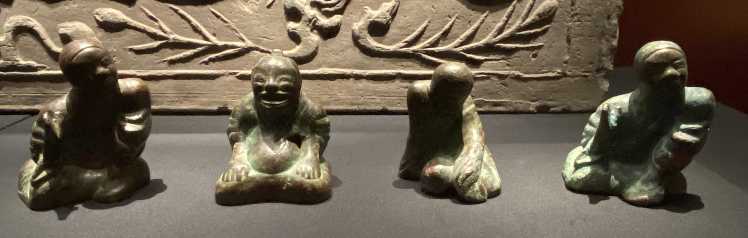説唱銅鎮-【列備五都-秦漢時代の中国都市】-成都博物館-四川成都