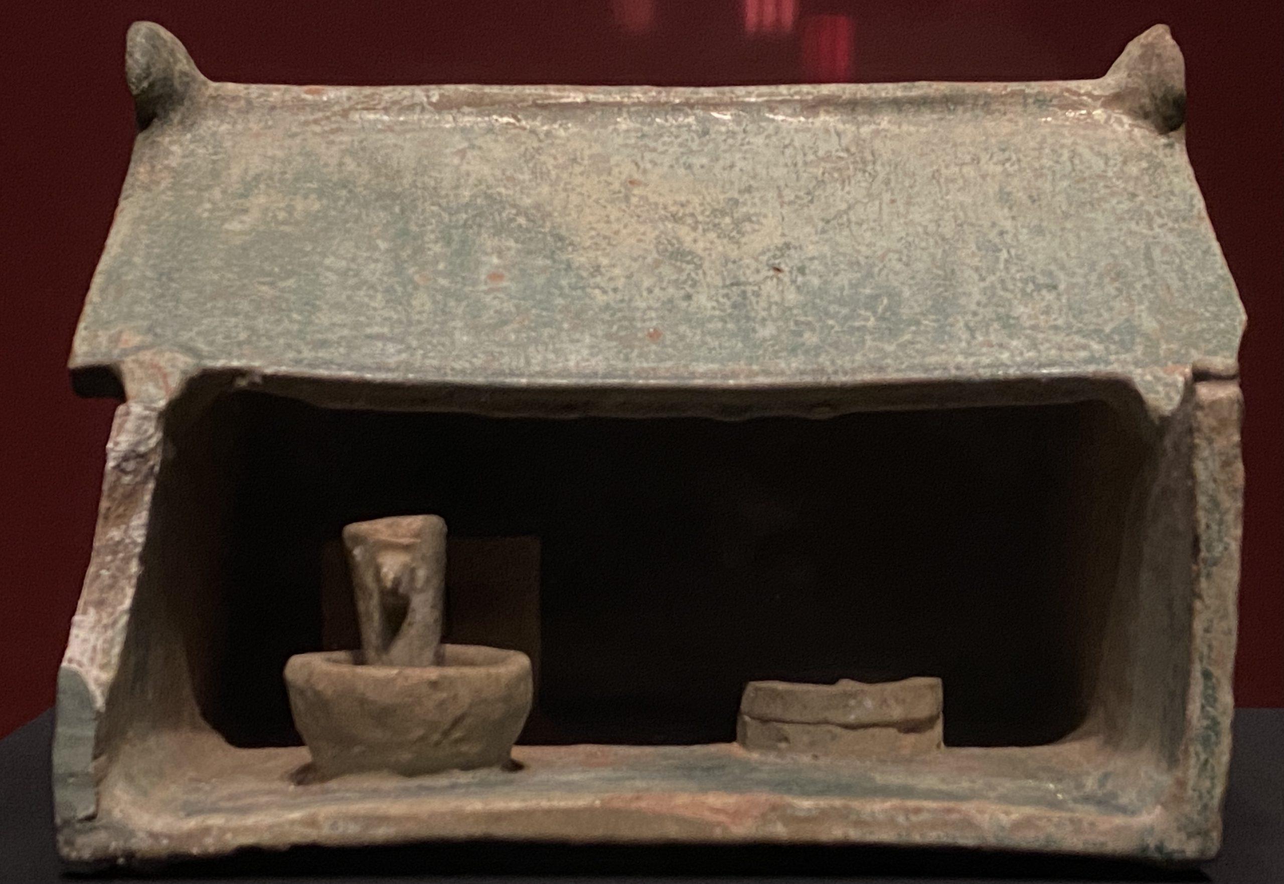 陶作坊-【列備五都-秦漢時代の中国都市】-成都博物館-四川成都