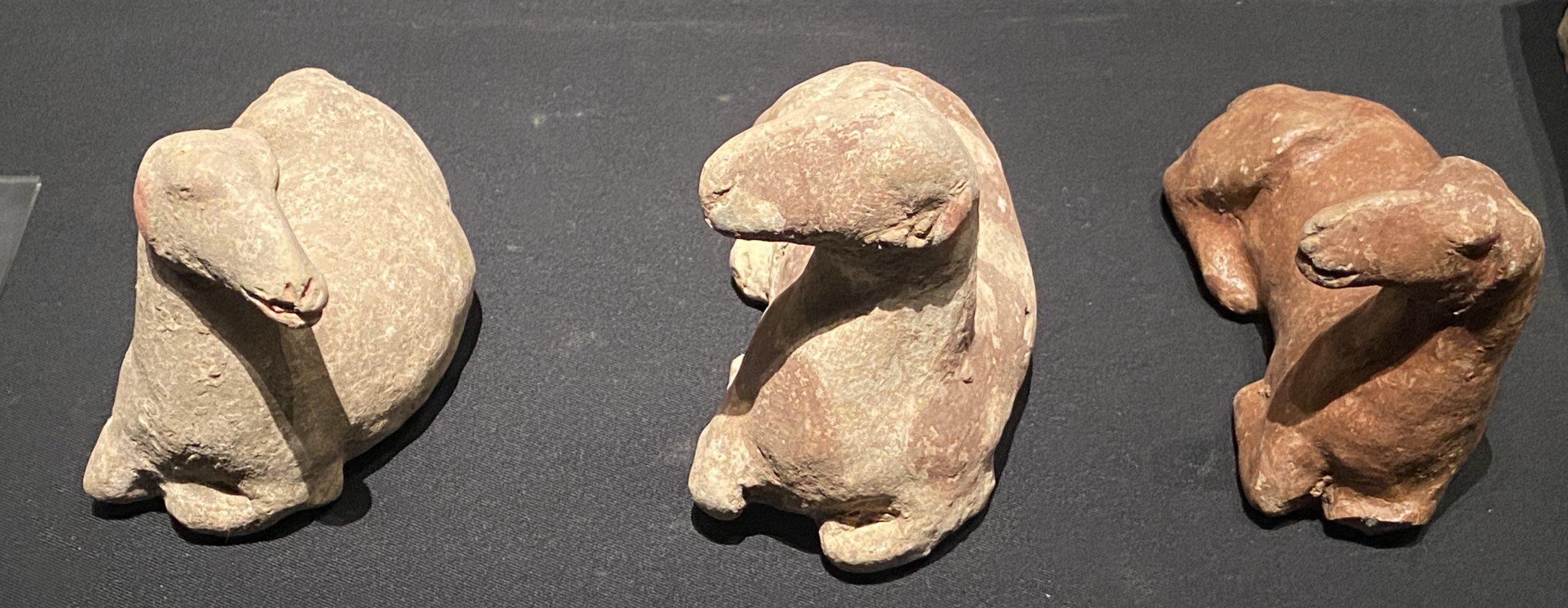 陶羊-【列備五都-秦漢時代の中国都市】-成都博物館-四川成都
