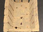 熊足灰陶炙炉-【列備五都-秦漢時代の中国都市】-成都博物館-四川成都