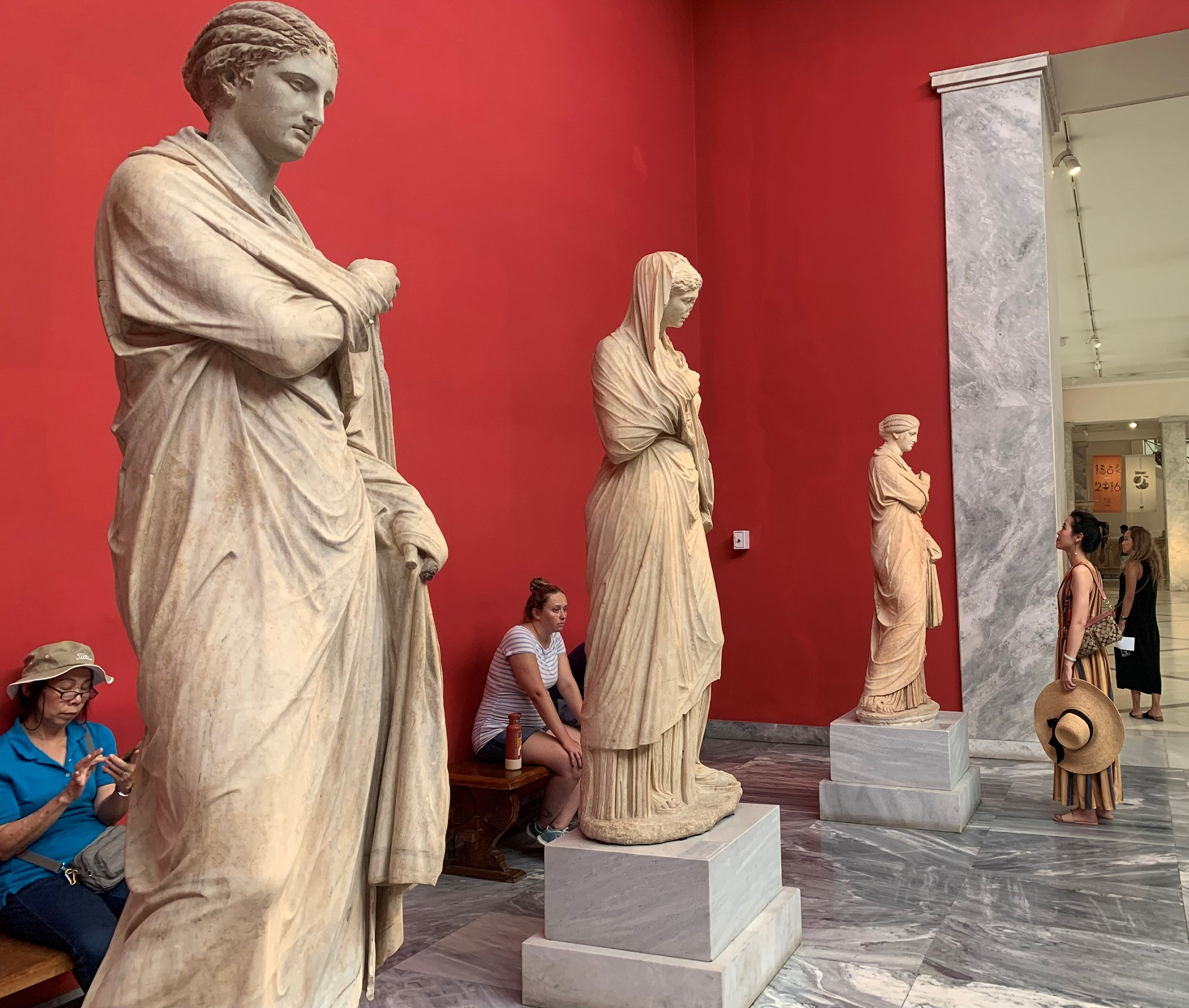 アテネ国立考古学博物館-アテネ-ギリシャ-撮影:劉雲昊2019.9.7