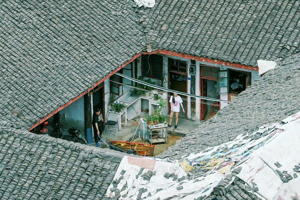 【龍王廟正街-銅井巷】-四川成都-撮影:ValLys
