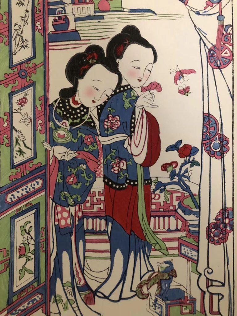 綿竹年畫博物館-回瀾大道中段-撮影:肖菲舸-四川德陽