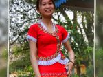 雲南中緬邊境傣族村寨-勐景來-人物-撮影:唐学鋒2019-4-20
