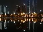 夜の金融城-四川成都