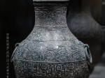 狩猟紋銅壺-戦国時代-成都博物館蔵-四川成都-撮影:張艷