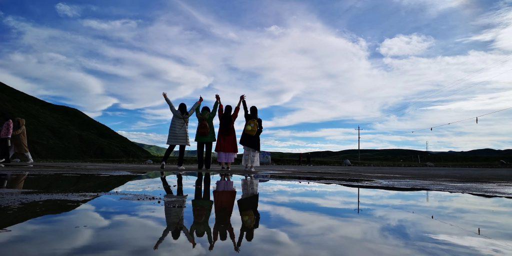 俄木塘-草原花海-壤口郷-紅原県-アバ・チベット族チャン族自治州-四川