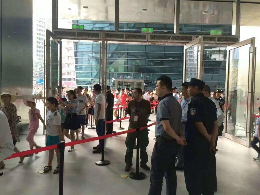 2016年6月11日-成都博物館-開館初日-四川成都-撮影:王黎明