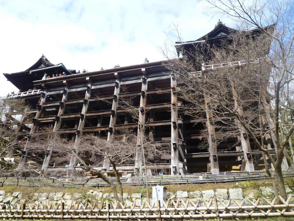 清水寺-京都-2015年1月23日旅行