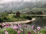 世外桃源-孔玉郷-色龍村-康定-カンゼ・チベット族自治州-四川-撮影:石碩
