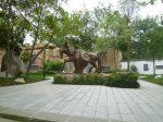 遊学壮歌-杜甫千詩碑-浣花溪公園-成都杜甫草堂博物館-青羊区-成都市