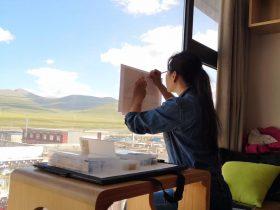 阿日扎加岩貢瑪山-松格嘛呢-石渠県-カンゼ・チベット族自治州-写真提供:李倩倩