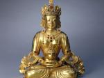 金無量寿仏-特別展:【重華宮へ入り】乾隆の深宮密境-成都博物館