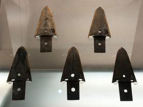銅戈【1】-馬家王気-巴蜀青銅器-青銅器館-四川博物院-成都市