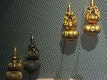 金葫蘆耳墜-物色-明代女子の生活芸術展-四川博物院-成都市