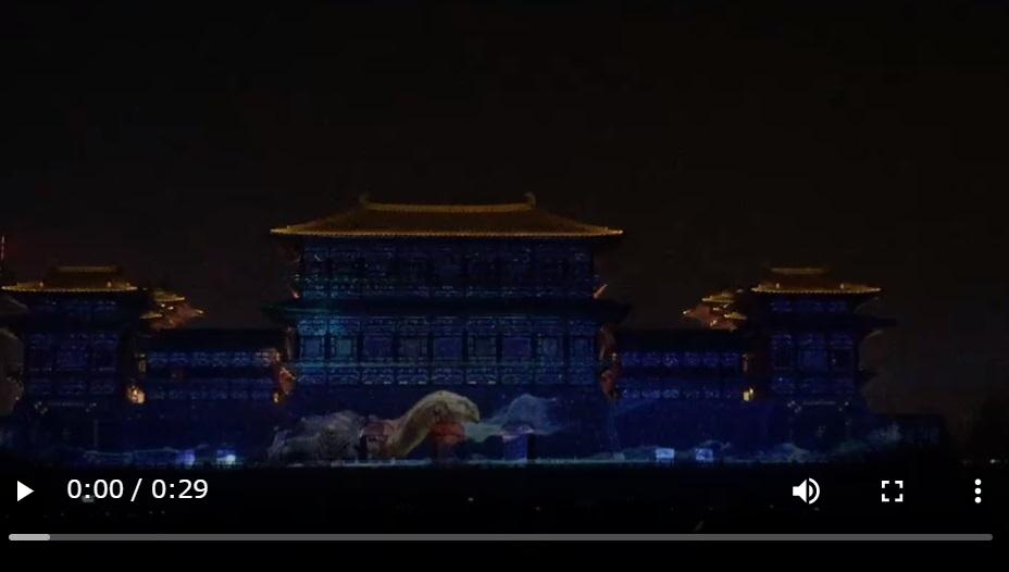 夏都-應天門-ラットアップ-二里頭夏都遺址博物館開館-撮影:秦晴