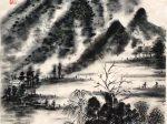 【夜雨寄北 唐 · 李商隱】書・画:王英文-蘭里居士