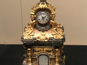 清・銅鍍金瑞鳥鐘-重華宮-【重華宮へ入り】巡回展-成都博物館
