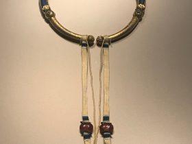 清・金鑲宝石項圈-重華宮-【重華宮へ入り】巡回展-成都博物館