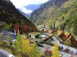 古爾溝-理県-アバ・チベット族チャン族自治州-撮影:張萍