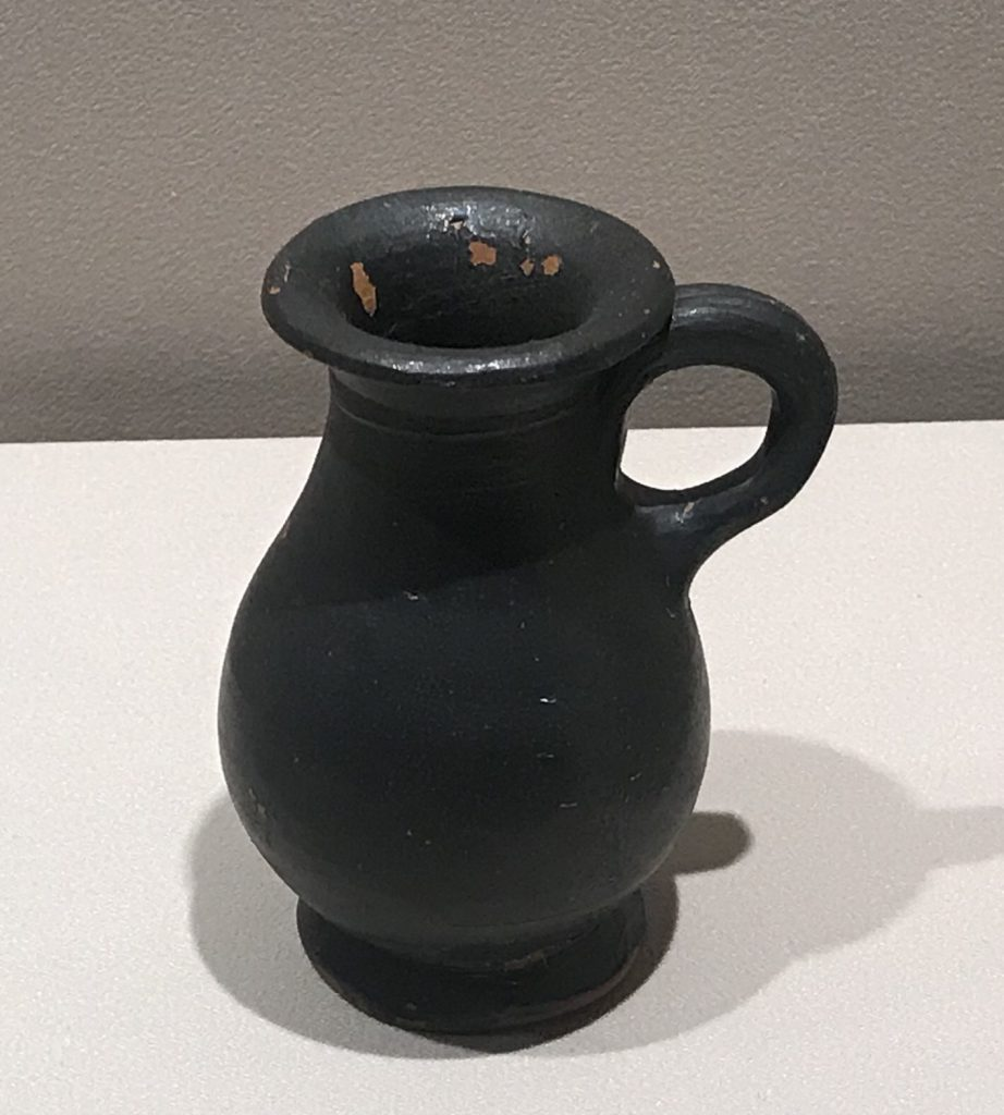 片耳水壺-特別展【彩絵地中海-PAESTUM-一つ古城の文明と幻想】-四川博物院