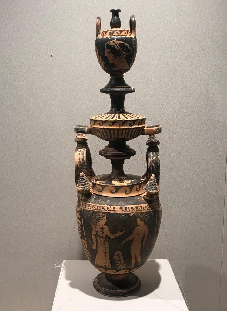 婚礼花瓶-特別展【彩絵地中海-PAESTUM-一つ古城の文明と幻想】-四川博物院