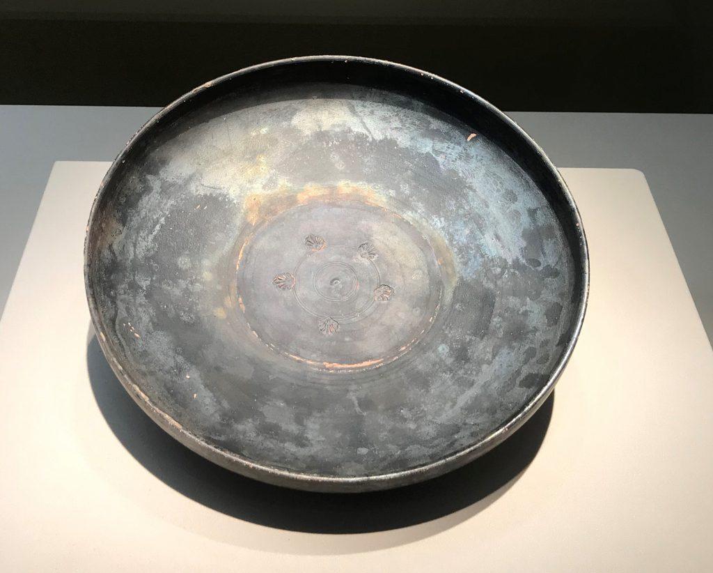 円盆-特別展【彩絵地中海-PAESTUM-一つ古城の文明と幻想】-四川博物院
