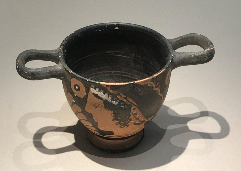双耳大杯-特別展【彩絵地中海-PAESTUM-一つ古城の文明と幻想】-四川博物院