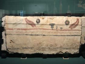 北スラブ-物体と植物模様-特別展【彩絵地中海-PAESTUM-一つ古城の文明と幻想】-四川博物院