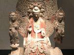 坐仏三尊像-北魏-仏都鄴城-特別展【映世菩提】成都博物館