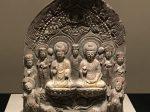 張元造像釋迦多宝像-南梁大同11年-シルクロード仏影-特別展【映世菩提】成都博物館