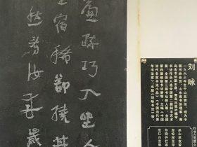 見螢火-杜甫千詩碑-浣花溪公園-成都杜甫草堂博物館-書:劉咏