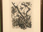 【スズメバチ】パルボピカソ-スペイン【大師印記:北京大学M・サックラー考古学と芸術博物館蔵版画展】-成都博物館