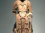 貼金彩絵菩薩立像-北齊-青州印像-特別展【映世菩提】-成都博物館