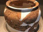 彩陶罐-彩陶瓶-陶人面像-彩陶盆-先秦時代-常設展F2-成都博物館