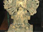 青銅千手観音坐像-隋唐五代宋元時代-常設展F3-成都博物館