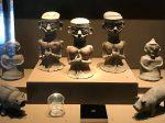 陶俑-陶獣-【漢興】銅銭-金指輪-陶猪-两漢魏晋南北朝-常設展F2-成都博物館